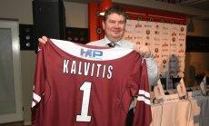 LHF jaunais prezidents Kalvītis: jāpārtrauc Latvijas neaktīvā loma IIHF