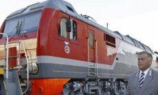 Jakuņins apstiprina, ka atstās Krievijas dzelzceļa vadītāja amatu
