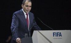 Принц Иордании поборется на пост главы ФИФА, Илюмжинов пока в раздумьях