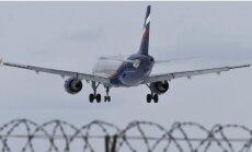 Ukraina aizliedz četrām Krievijas aviokompānijām lidot uz Austrumukrainas pilsētām