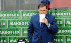 Beresņevs iesniedz atlūgumu; viņa vietā stājas Vasiļjevs