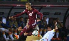 Latvijas futbola izlase UEFA Nāciju līgu sāk ar bezvārtu neizšķirtu pret Andoru