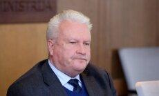 """""""Единство"""" предлагает СЗК заменить Дуклавса на посту министра земледелия"""