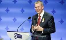 Rinkēvičs: NATO ir atzinusi, ka cīņa ar 'zaļajiem cilvēciņiem' ir 5. panta kompetencē