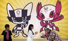 Japānas skolēni izvēlējušies 2020. gada Tokijas olimpisko spēļu oficiālos talismanus