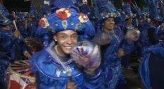 Riodežaneiro sācies karnevāls