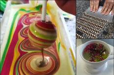 """10 ВИДЕО про еду, которые заставят тебя воскликнуть: """"Так вот как это делается!"""""""