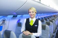 """Первые в мире: 19 фото салона и кабины Bombardier CS300 — новой """"маршрутки"""" AirBaltic"""