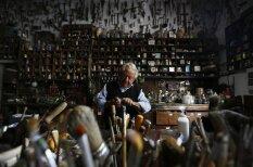 Полтора миллиона пуговиц и тысяча утюгов - 10 тонн хлама или коллекция искусства?