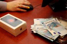 СМОТРИ, как первые счастливцы покупают революционный мегасмартфон Apple iPhone SE!