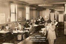Arhīva foto: Kādos birojos cilvēki strādāja pirms 100 gadiem