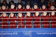 ВИДЕО: Веселые песенки чирлидерш из КНДР — главная интернет-сенсация Игр-2018