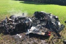 Авария на €400 000. Британец разбил Ferrari 430 Scuderia уже через час после покупки