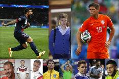 Топ-15 самых сексуальных футболистов чемпионата мира