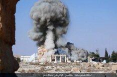 Современное варварство: как боевики Исламского государства взорвали уникальный древний город