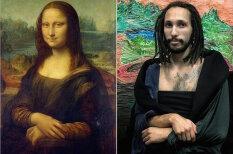 Muļķi mēģina atdarināt gleznas