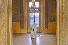 """Жутковатые """"селфи"""" камеры Google Street View в крупнейших музеях мира"""