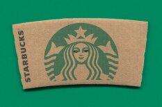 'Instagram' mākslinieks papildina 'Starbucks' logo ar varoņiem