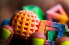 Этот 3D-принтер делает из сахара потрясающие десерты