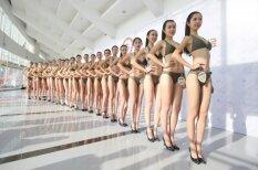 Jaunu meiteņu izvēle Ķīnā: kļūt par stjuarti vai par modeli