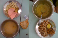 Maltīte skolās: ko bērni ēd Ukrainā un citur pasaulē
