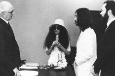 1969. gadā Gibraltārā salaulājas viens no 20. gadsimta ietekmīgākajiem pāriem