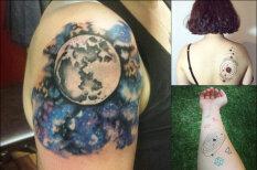 15 улетных идей космических татуировок, которые придутся по вкусу каждому