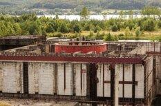 Почти как Чернобыль. Жуткие пейзажи заброшенной атомной электростанции в Польше