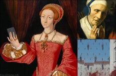 """Смешно, зло, умно: 15 """"гифок"""", мастерски созданных из классических картин"""