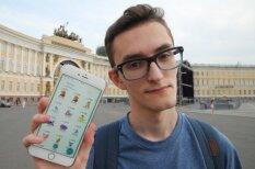 Labākais pokemonu mednieks pasaulē – Georgijs no Pēterburgas