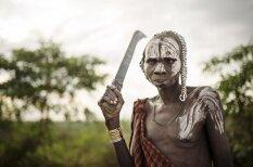 Dāsanači no Etiopijas – paši stilīgākie cilvēki visā Āfrikā