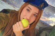 Interneta brīnums: īpaši jauka meitene no Izraēlas armijas