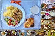 Что не убивает, то делает... здоровее? Больничная еда в 12 странах мира