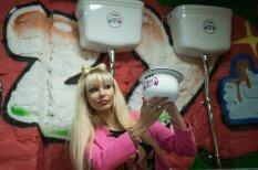 Pusdienas no poda un tēja no pisuāra: neparasta pieredze Maskavā