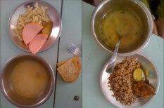 Школьные обеды: что едят дети на Украине и в еще восьми странах мира