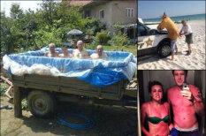 """Не отпуск, а #%$^#: 17 фото и """"гифок"""" на которых люди отдохнули хуже, чем ты"""