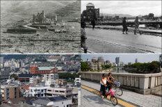 Хиросима и Нагасаки — одни и те же места после ядерной бомбежки и сегодня