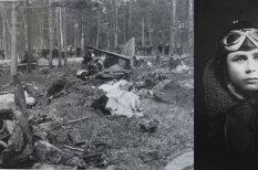История одного самолета, который потерпел крушение под Ригой в апреле 1943-ого