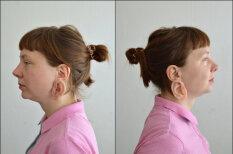 Думаешь, эти сережки в форме ушей — жуткие? Так это мы еще кольцо не показали!