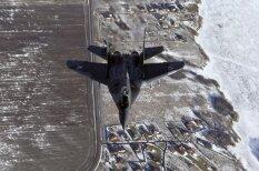 Лучший вид на этот город: фото истребителей НАТО над странами Балтии
