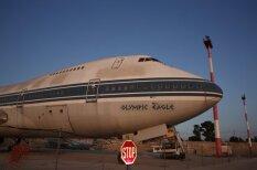 Sabrukusī kādreiz varenā Helleniku lidosta