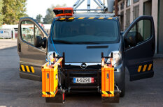 Качество латвийских дорог будут проверять георадаром за 240 тыс. евро