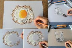 Этот 19-летний парень создает невероятно реалистичные 3D-рисунки!
