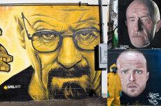 15 гениальных граффити по мотивам Breaking Bad