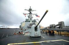 USS Donald Cook зашел в Ригу! 50 фото, на которых видно то, что не разглядели пилоты Су-24