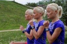 Ātrākās trejmāsiņas Igaunijā – Leila, Lili un Līna