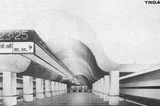 Kur izgaisa doma par Rīgas metro