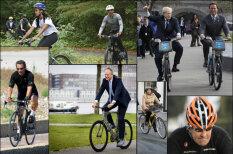 Крути педали, пока не дали: 10 мировых лидеров, способных рассекать по Риге на великах