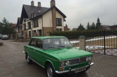 Идеальный ВАЗ-2103 1979 года с пробегом 109 км продают за 55 334 евро