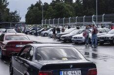 В Риге установили рекорд Гиннесса по числу машин BMW в одном месте
